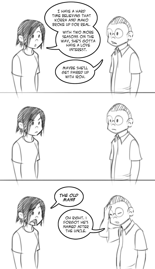Legend of Korra spoilers